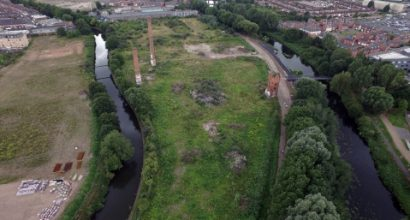 Commercial High Level Drone Survey   Leicester